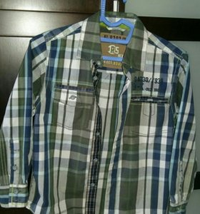 Рубашка. Рост 116