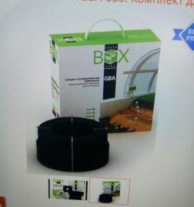 Обогрев грунта теплиц.Green Box agro 14GBA-650