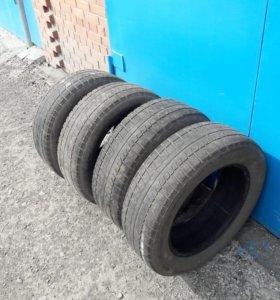 Резина бриджстоун комплект 4 колеса