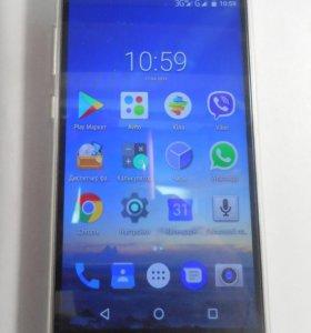 "5.5"" Смартфон DEXP Ixion XL155 16 ГБ, 4G (LTE)"
