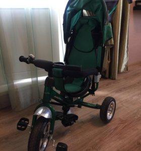 Трехколёсный велосипед Capella Action Trike II