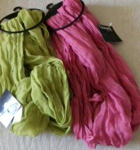 Новые женские шарфы