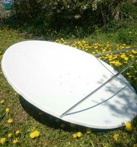 Спутниковая антенна тарелка 1.20 см