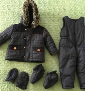 Полукомбинезон с курткой Mothercare