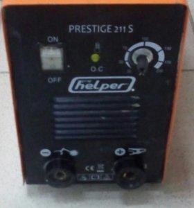 Сварочный инвертор ProfHelper Prestige 211s