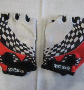 Велосипедные перчатки детские Cyclotech Racer XS