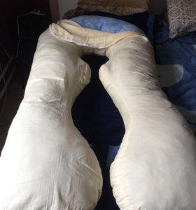 Подушка для беременной ортопедическая