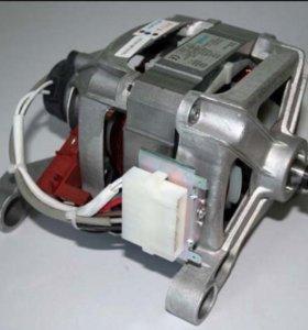 Мотор стиральной машины индезит и др