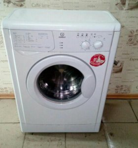 Компактная стиральная машина Индезит
