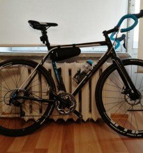 Велосипед для циклокросса Cube Cross Race (2017)