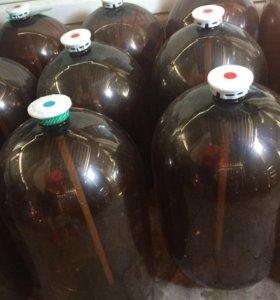 Бутылки 30 литров