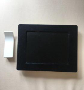 Transcend PF810 Black Цифровая фоторамка