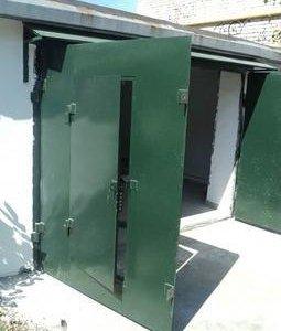 металлические ворота,гарантия качества