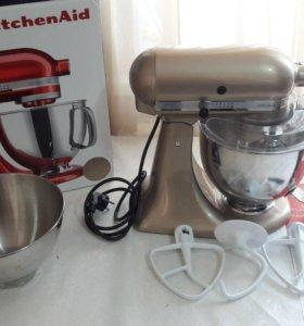 Планетарный миксер Kitchen Aid