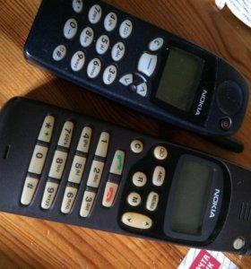 Сотовые ретро телефоны Нокия
