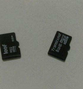 microSD флешки