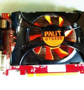 Palit gts 450, 1 GB
