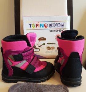 Продам ботинки, сапожки зима