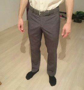Продам брюки Baron с ремнем 48 размер