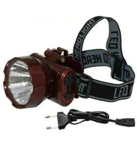 Налобный фонарь SS-508