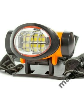 Налобный фонарь Headlamp 603-6