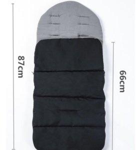 Накидка на ножки ( конверт )
