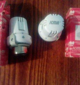 Термостатические головки на радиатор