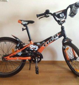Велосипед детский Trek Jet 20 для ребёнка 5-9 лет