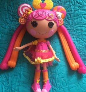 "Кукла «Lalaloopsy"" с волосами тянучками"