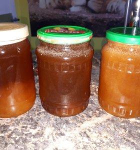 Мед гречишный