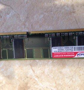 Оперативная память DDR400