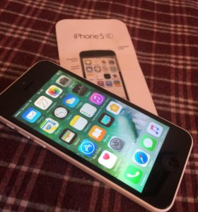 iPhone 5 C. НОВЫЙ