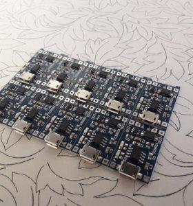 ✔️✔️✔️Плата заряда TP4056