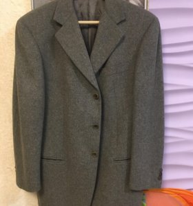 Кашемировый пиджак мужской