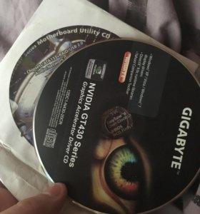 Видеокарта 430gt