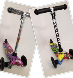 Самокаты scooter mini