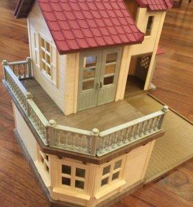 Игрушечный домик Sylvanian Families