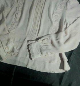 Блузка офисная