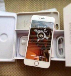 iPhone 6s 32gb цвет бронзы
