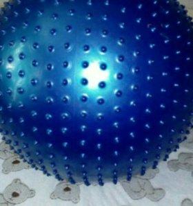 Мяч масажный для фитнеса
