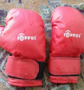 Перчатки боксерские, Детские