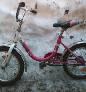 Велосипед детский 4-7 лет