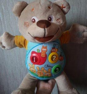 Лучший обучающий медведь!! 6 месяцев +