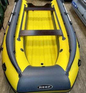 Моторная лодка Reef тритон 390 fнд