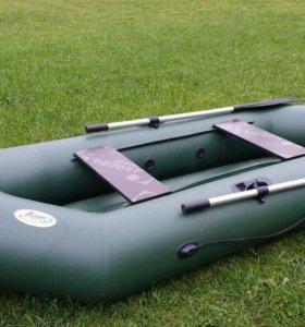 Лодка аква optima 240