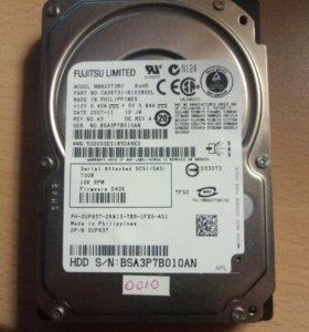 Жесткий диск SAS