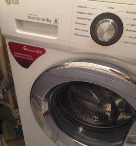 Машинка стиральная LG, 4 kg новая