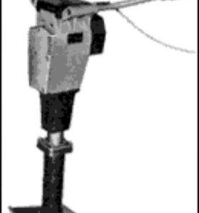 Шлеп нога вибротрамбовка