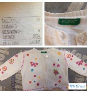 Одежда для девочки 56-62 р.