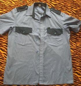 Рубашка форменная (охрана)